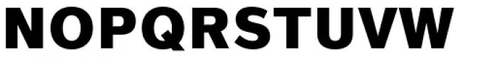 Magnum Sans Heavy Font UPPERCASE