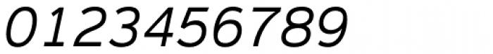 Magnum Sans Light Oblique Font OTHER CHARS
