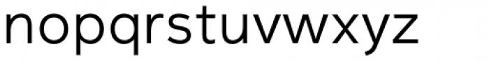 Magnum Sans Light Font LOWERCASE