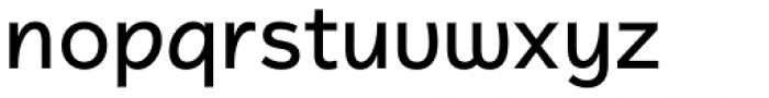 Magnum Sans Pro Alfa Medium Font LOWERCASE