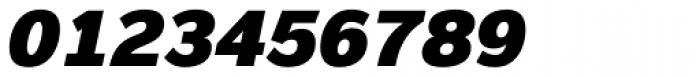 Magnum Sans Pro Black Oblique Font OTHER CHARS