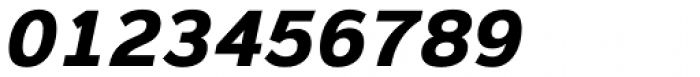 Magnum Sans Pro Extra Bold Oblique Font OTHER CHARS