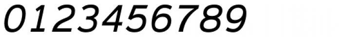 Magnum Sans Pro Regular Italic Font OTHER CHARS