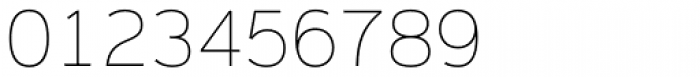 Magnum Sans Pro Thin Font OTHER CHARS