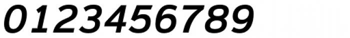 Magnum Sans Semi Bold Oblique Font OTHER CHARS