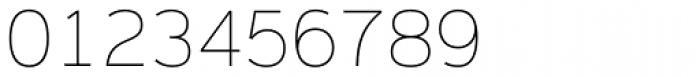 Magnum Sans Thin Font OTHER CHARS