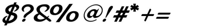 Mahalia Font OTHER CHARS