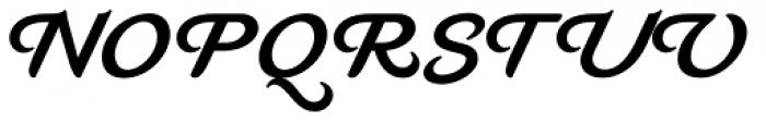 Mahalia Font UPPERCASE