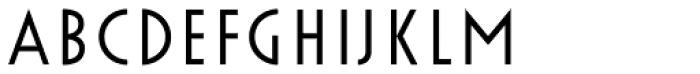 Mahlau EF Regular Font UPPERCASE