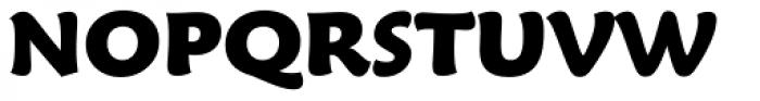 Maiandra Black GD Font UPPERCASE