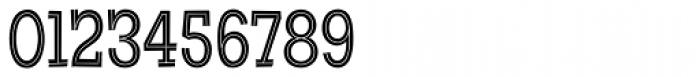 Maiden Orange Inline Pro Font OTHER CHARS