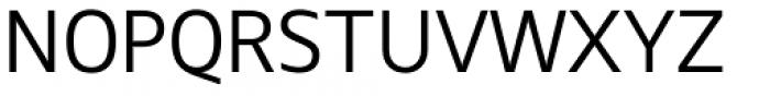 Maiden Sans Light Font UPPERCASE