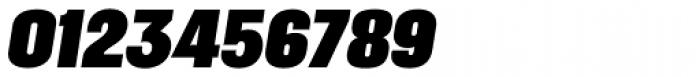 Mailuna Pro AOE Black Oblique Font OTHER CHARS