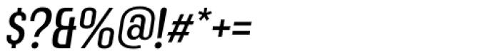 Mailuna Pro AOE Oblique Font OTHER CHARS