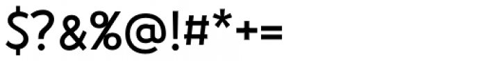Mainland Medium Font OTHER CHARS