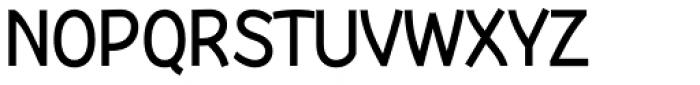 Mainland Medium Font UPPERCASE