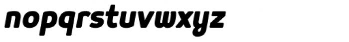 Mairy ExtraBold Italic Font LOWERCASE
