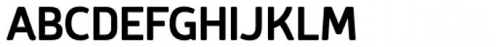 Mairy Medium Font UPPERCASE