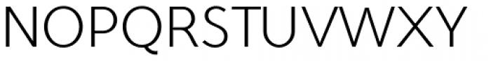 Maisee Light Font UPPERCASE
