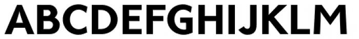 Maisee SemiBold Font UPPERCASE