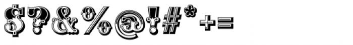 Maison Luxe Plain Font OTHER CHARS