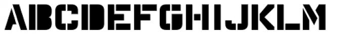 Major Snafu Pro Font UPPERCASE