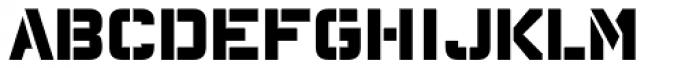 Major Snafu Pro Font LOWERCASE