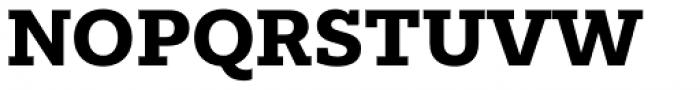 Majora Extra Bold Font UPPERCASE