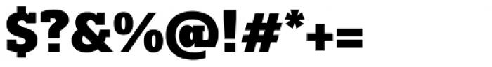 Majora Pro Black Font OTHER CHARS