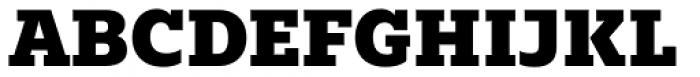 Majora Pro Black Font UPPERCASE