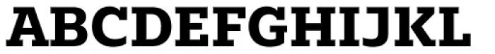 Majora Pro Extra Bold Font UPPERCASE