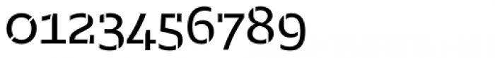 Majora Stencil Regular Font OTHER CHARS