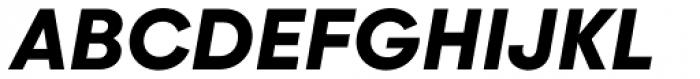 Majorant Bold Italic Font UPPERCASE