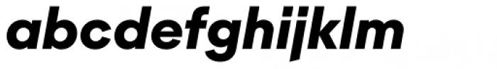 Majorant Bold Italic Font LOWERCASE