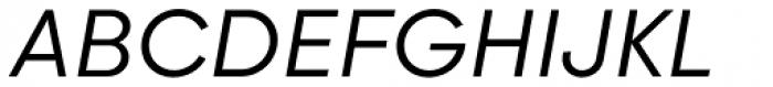 Majorant Light Italic Font UPPERCASE