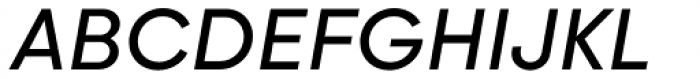 Majorant Regular Italic Font UPPERCASE