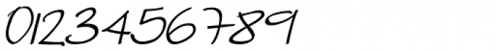 Makika Gris Italic Font OTHER CHARS