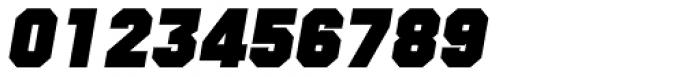 Mako Black Italic Font OTHER CHARS