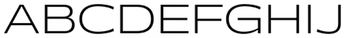 Makro XM Light Font UPPERCASE