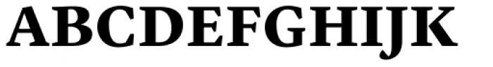 Malabar Pro Bold Font UPPERCASE