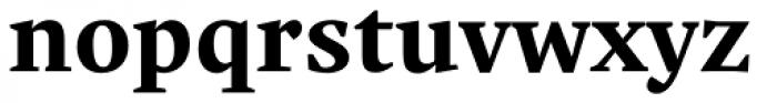 Malabar Pro Bold Font LOWERCASE