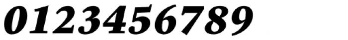 Malabar Pro Heavy Italic Font OTHER CHARS