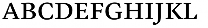 Malabar Pro Regular Font UPPERCASE