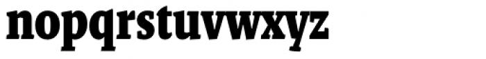 Malaga Narrow Bold Font LOWERCASE