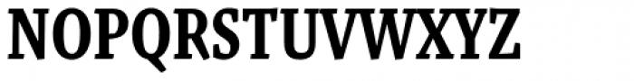 Malaga Narrow Medium Font UPPERCASE