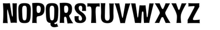 Malamondo Expanded Regular Font UPPERCASE