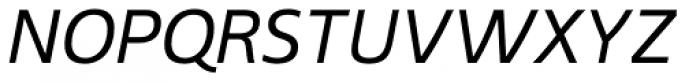 Malebu Italic Font UPPERCASE
