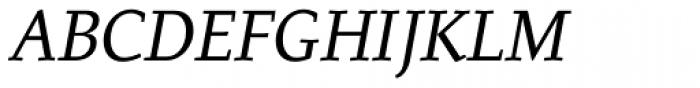 Malena Italic Font UPPERCASE