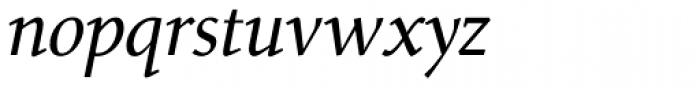 Malena Italic Font LOWERCASE