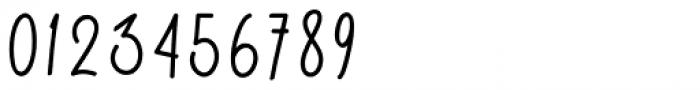 Malibbie Regular Font OTHER CHARS